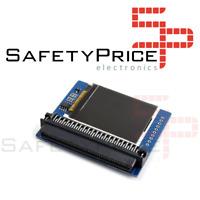 Micro:bit Placa de expansión Pantalla LCD color 1,8 pulgadas Pantalla SPI