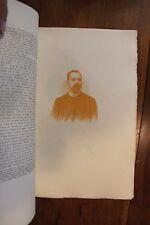 Sahib Figures Contemporaines Mariani Biographie 1911 1/25 ex. Rare !