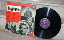 """JERRY LEE LEWIS rare London 12"""" LP HA-S 2138 Sun recordings"""