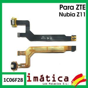 FLEX DE CARGA PARA ZTE NUBIA Z11 NX531J CABLE PLACA MICRO USB MICROFONO CONECTOR