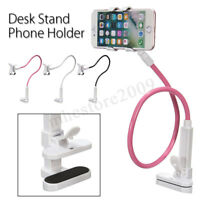 Universal 360 Flexible Desk Table Stand Mount Lazy Holder For Cell Phone Tablets
