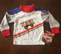 NWT Vintage 80s Tonka Truck Baby Boy 12 Months Turtleneck Shirt By Elkay