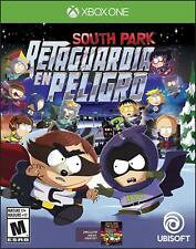 XBOX ONE SOUTH PARK FRACTURED BUT WHOLE  BRAND NEW - FREE SHIPPING
