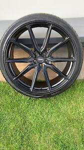 X4 24inch Range Rover Sport Vossen Forged Hybrid Wheels For