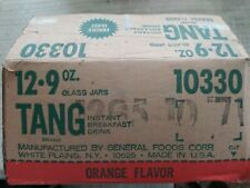 Vintage TANG Drink Mix Box