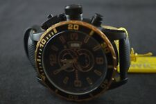 Invicta Corduba Chronograph Black Dial Stainless Steel Men's Watch 12622
