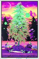 Weed Gnomes Blacklight Poster 23 x 35