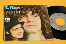 "T REX 7"" JEEPSTER ORIG GERMANY TOP RARE"