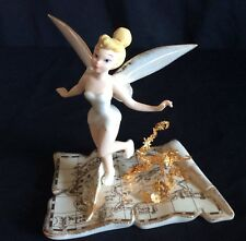Lenox Disney Tinker bell Porcelain Figurine Mint Condition no Box NR
