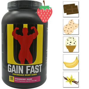 Universal Nutrition Gain Fast - 10 Servings - Performance Weight Gainer