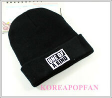 G-DRAGON GD ONE OF A KIND BIGBANG BLACK KPOP CAP HATS NEW