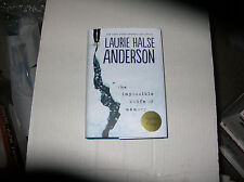 The Impossible Knife of Memory by Laurie Halse Anderson (2014, Hardcover) SIGNED