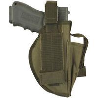 NEW - Tactical Military Ambidextrous Belt Gun Holster  - OD Green Olive Drab