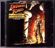 INDIANA JONES AND THE TEMPLE OF DOOM John Williams OST CD Soundtrack Spielberg