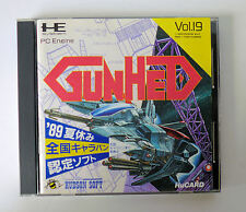GUNHED ( Blazing Lasers ) * PC Engine JPN Import