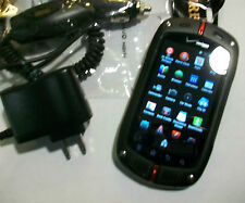 GOOD! Casio GzOne COMMANDO C771 Android RUGGED PTT WIFI Touch VERIZON Smartphone