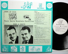 Karl & HARTY LP EARLY Mountain Favoris Allemand IMPORTATION