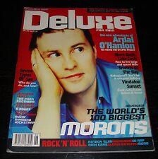 Deluxe Magazine #2 1998, Ardal O'Hanlon, Jennifer Lopez, Radiohead, Fatboy Slim
