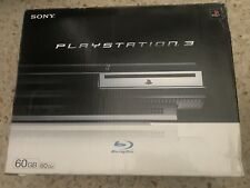 Ps3 Sony 60 Gb Prima Versione Playstation 3 Retrocompatibile