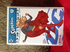 SUPERGIRL REBIRTH #1 ADAM HUGHES COVER FIRST PRINT DC COMICS