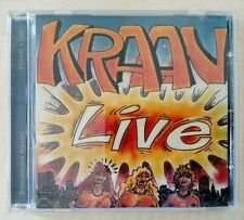 FIRST PRESS !!! KRAAN CD ~ Live ~ EMI Electrola Kraut Jazz-Rock live in Berlin