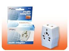 Multi-Country Universal Receptacle Socket Adapter. Foreign to USA Plug Adapter