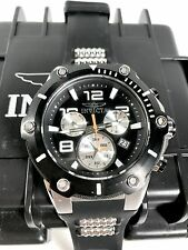 Invicta Mens Speedway Stainless Steel Case Chronograph Diver Watch 22235 w box
