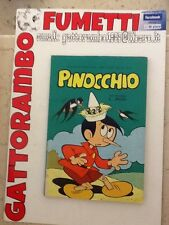 Pinocchio N.37 Anno 77 Edicola