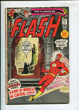 The Flash  #208- A Kind of Miracle in Central City- (8.0) 1971