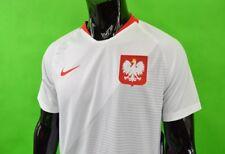 POLSKA 2018-19 NIKE Poland Home Football Shirt World Cup SIZE L (adults) 2b1b2a1cd