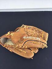 "New listing Baseball glove 12.5 "" Easton right hand Throw  F125"