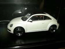 1:43 Schuco VW New Beetle white/weiss OVP