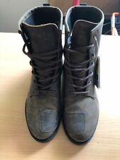 TCX Brown X-Blend Waterproof Motorcycle Boots - Size EU 40
