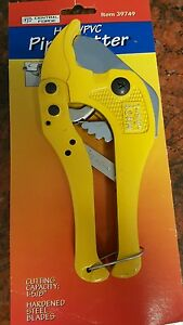 PVC / HOSE PIPE CUTTER BY CENTRAL FORGE