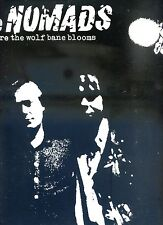 THE NOMADS where the wolf bane blooms 12INCH 45 RPM SWEDEN EX+
