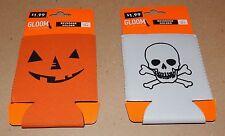 Halloween Beverage Holders Gloom For Your Room Skull & Pumpkin 116E