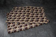 Pottery Barn Kids Football Pillowcases (2) NWOT