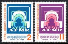 China Taiwan 2488-2489, MNH. Asian Conference on Mental Retardation, 1985