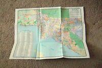 Thomas Guide foldout maps for L.A. & Orange County California