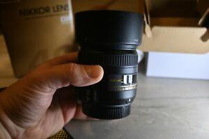 Nikon AF-S DX Micro Nikkor 40mm f/2.8G  Mint Tiffen Filter. Great Little Lens!