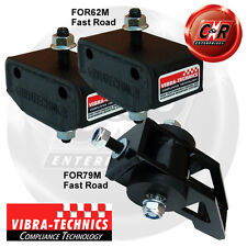 Ford Escort Mk4 1988 - 1990 Vibra Technics Full Road Kit