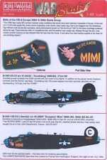 Kits World Decals 1/48 CONSOLIDATED B-24 LIBERATOR China Burma India Theater