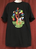 Rock and Roll Hall of Fame & Museum 2008 Member T-Shirt 2XL Black