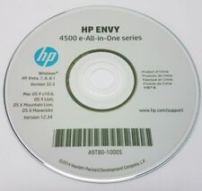 CLONE - HP Printer CD Driver Software Disc for Envy 4500 4507 all in One series