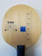 TSP - Balsa 4.5 table tennis blades used with straight handle