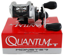 QUANTUM MONSTER MO301HPT 7.1:1 GEAR RATIO LEFT HAND BAITCAST REEL