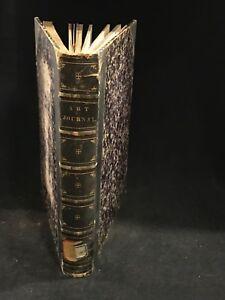 1859 The Art Journal London Art Magazine Engravings Illustrations Volume 5