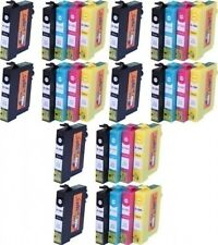 30 XL Chip Patronen für Epson Stylus SX435W SX440W SX445W T1281-T1284 T1285