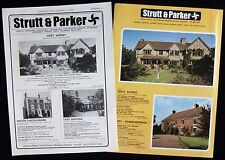 THE ROUGH COUNTRY HOUSE TILFORD VILLAGE SURREY 2 x MAGAZINE ADVERTS 1979