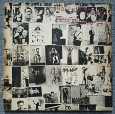 Rolling Stones - Exile on Main Street - 1972 UK 2x LP + Inners & 12 Postcards